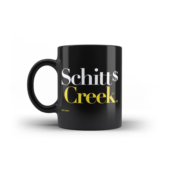 Schitt's Creek Logo Mug
